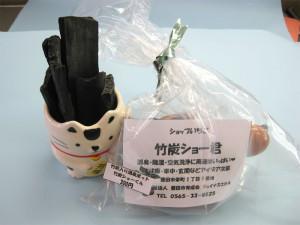 竹炭ショーくん(ポット)